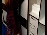 Практичность и декор - Шкаф-купе от