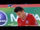 Пляжный футбол. Украина - Польша (2-й тайм)